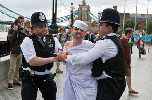 Wielka Brytania: Co piąty osądzony to muzułmanin