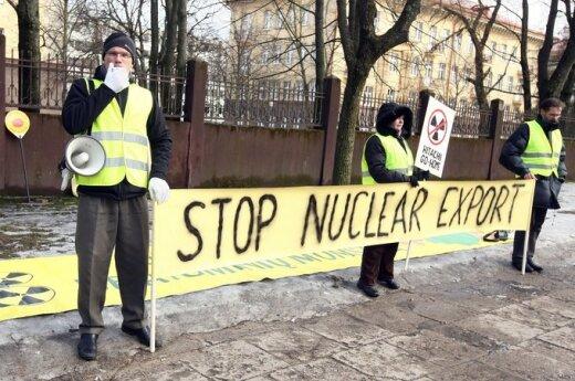 Ekolodzy krytykują rządową kampanię o atomie