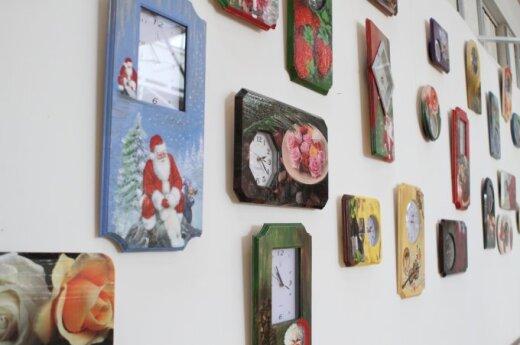 Wystawa prac twórców niepełnosprawnych w DKP