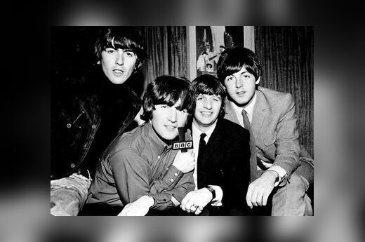 The Beatles na 50-lecie
