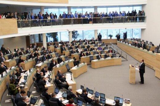Mieszkańcy Litwy nie ufają Sejmowi