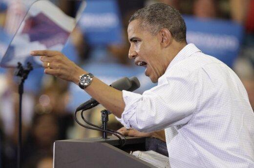 USA: Obama skrytykował Romney'a za stosunek do Rosji