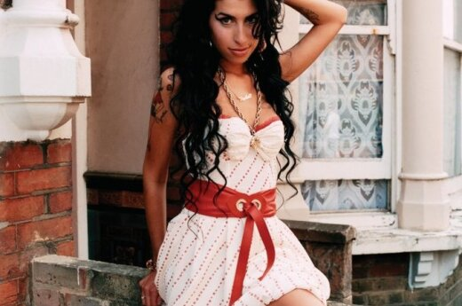 Amy Winehouse fot. Universal Music Polska