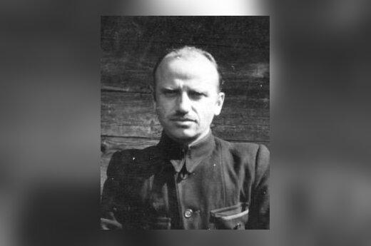 Zygmunt Szendzielarz, fot. Instytut Pamięci Narodowej