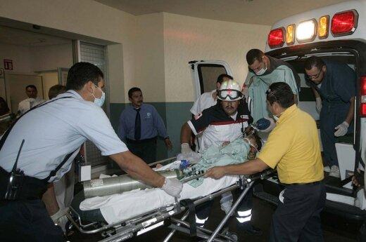 Meksyk: 26 osób zginęło w wyniku wybuchu gazu