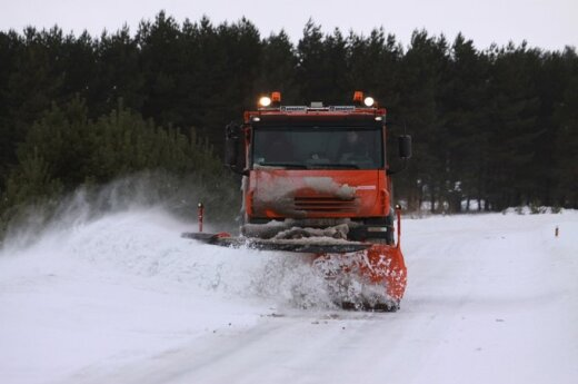 Uwaga! Na drogach czarny lód