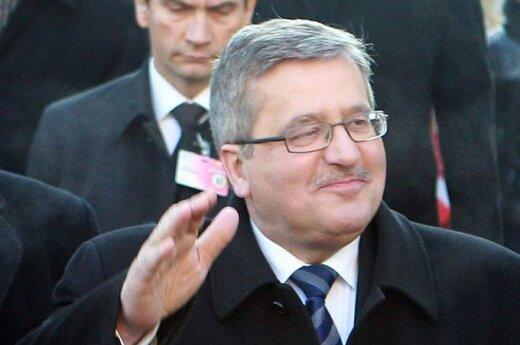Komorowski spotka się z litewskimi Polakami