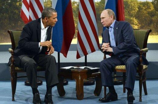 Obama odwołał spotkanie z Putinem