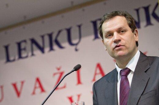 Prunskienė na wybory pójdzie z Tomaszewskim?