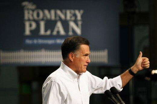 USA: Mitt Romney oficjalnym kandydatem Partii Republikańskiej