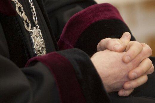 Na Litwie jest 46 sędziów - milionerów