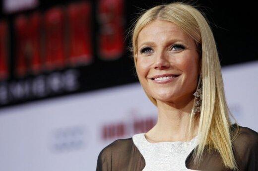 Gwyneth Paltrow woli być modelką
