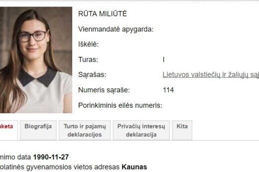 Rūta Miliūtė