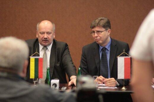 Michał Mackiewicz, Tadeusz Aziewicz, fot. Magnolia Florez Oviedo