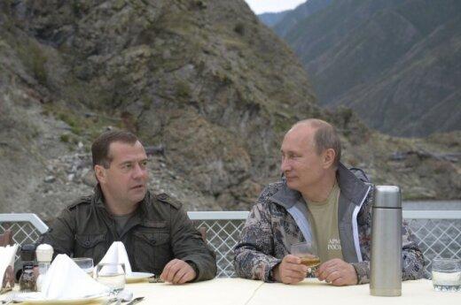 Miedwiediew sądzi, że zakaz importu żywności nie będzie obowiązywał długo