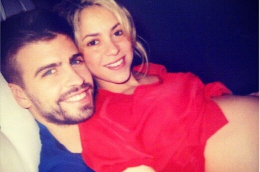 Shakira ma syna