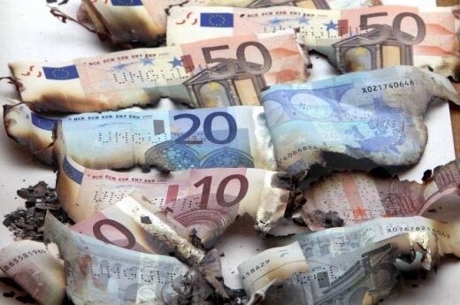 Prieš euro įvedimą – gyventojų elgesys, kuris atneš tik nuostolius