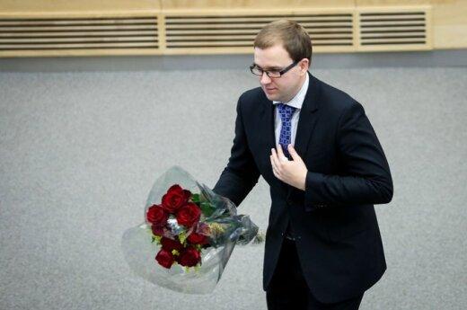 Sejm przyjął dymisję Vytautasa Gapšysa