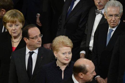 Grybauskaitė jest najbardziej wpływowym politykiem na Litwie