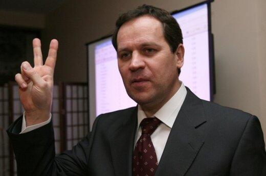 Tomaszewski: Przez 20 lat dwujęzyczne nazwy były legalne z podpisem Landsbergisa, aż Ustawę uchylił przeszły rząd