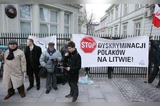 Minister oświaty: Możliwie, że uczniowie nielitewskich szkół będą mieli inne zadania egzaminacyjne