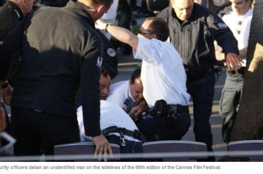 Francja: Strzelanina w Cannes