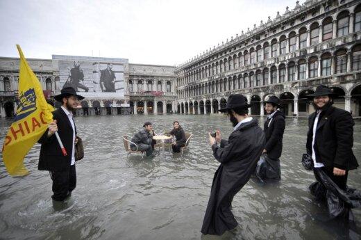 Włochy: Wenecja może się zawalić