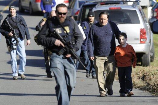 USA: Kolejny szaleniec zagraża dzieciom