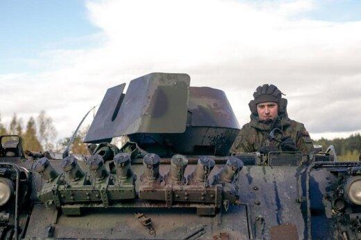 Rosyjscy inspektorzy wojskowi sprawdzą stan litewskiej piechoty zmotoryzowanej
