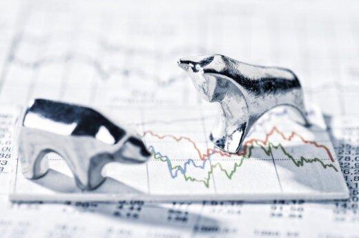 S&P500 pirmą kartą pasiekė 2,600 punktų lygį