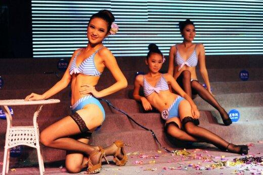 Chiny: Żona poprzez konkurs