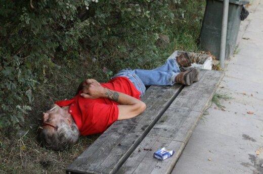 W Mickunach od alkoholu zmarły dwie osoby