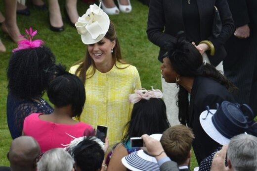 Kwoty stawiane u bukmacherów na poród Kate Middleton pobiły rekordy