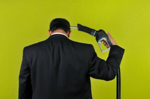 Cena paliwa nie spada