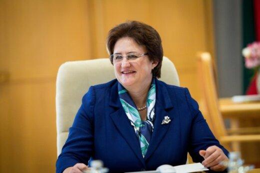 Loreta Graužinienė: Merem Wilna może zostać kandydat od AWPL