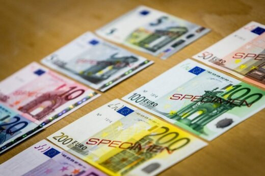 Euro się zbliża do Litwy