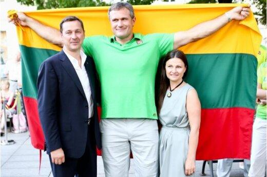 Zuokas chce promować Wilno poza granicami Litwy