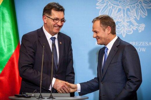 Stosunki polsko – litewskie muszą być lepsze niż dobre