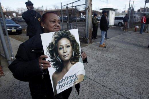Posłuchaj nowej piosenki Whitney Houston
