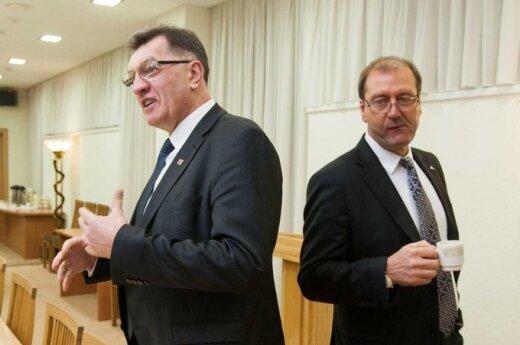 Butkevičius wręczy prezydent listę kandydatów na ministrów