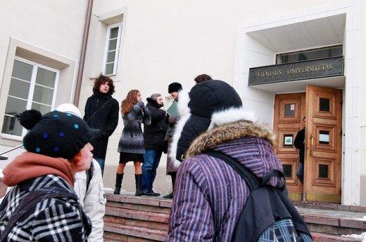 Uniwersytet Wileński zachęca do studiowania polonistyki