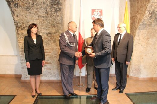 Nowy Attaché Obrony Polski na Litwie. Foto: Małgorzata Mozyro