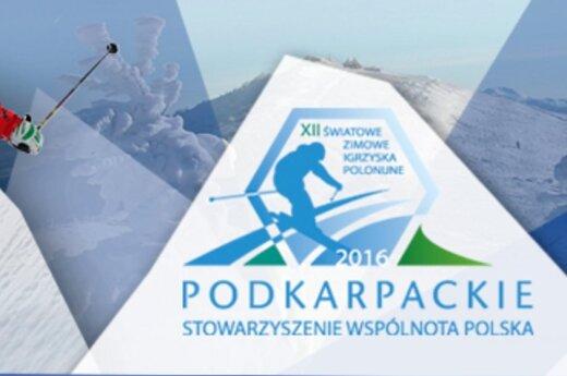 XII Światowe Zimowe Igrzyska Polonijne Podkarpackie