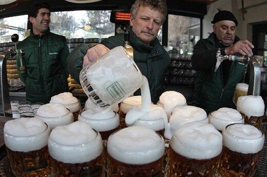 Litwini piją więcej piwa niż Polacy