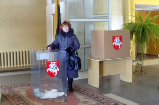 Zeltinis, Grybauskas, Dumbrava uzupełnią liczbą posłów na Sejm