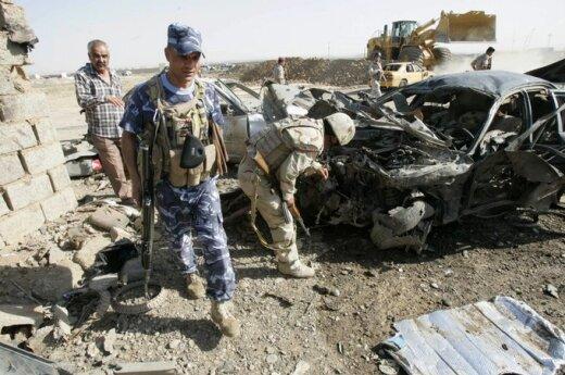 Irak: Krwawy weekend