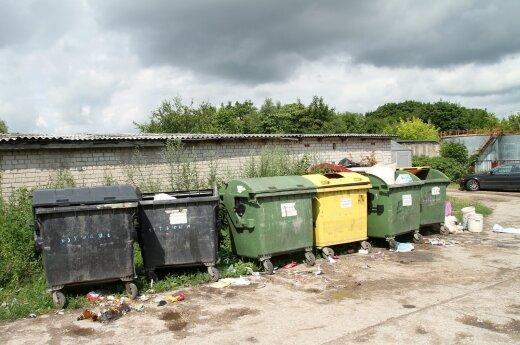 Darmowy internet prosto z kubłów na śmieci