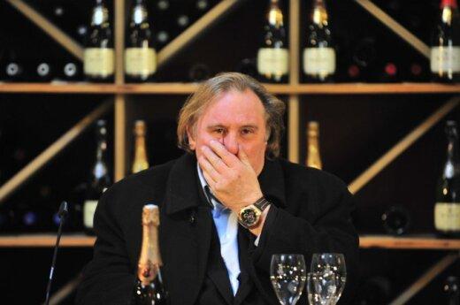 Depardieu: Putin wysłał mi rosyjski paszport