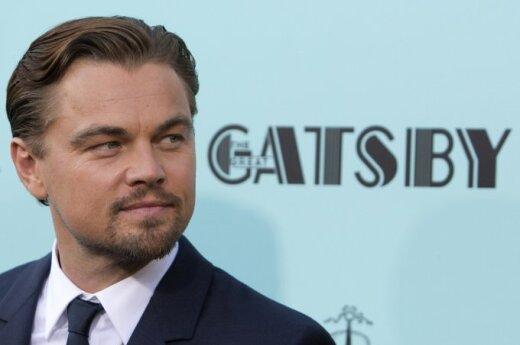 Leonardo DiCaprio idealnym Gatsbym