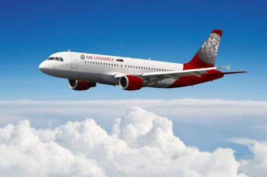 Litewskimi liniami lotniczymi do Amsterdamu, Brukseli i Berlina